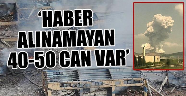 Mimarlar Odası'dan Sakarya'daki Patlama ile ilgili Bomba İddia