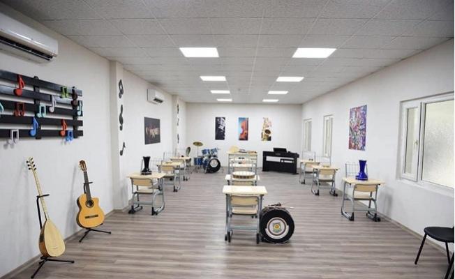 Tarsus Belediyesi, Sanat Akademisi Hizmete Girdi.