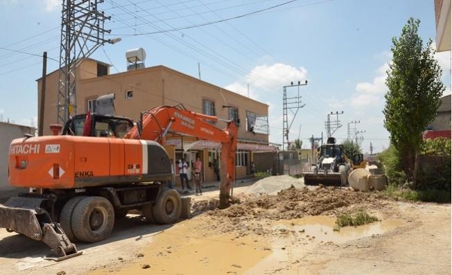 Tarsus'da Günyurdu Mahallesinin 35 Yıllık Altyapı Sorunu Çözüme Kavuşuyor