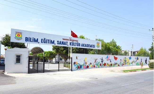 Tarsus'un En Donanımlı Bilim ve Sanat Akademisi Hizmete Giriyor