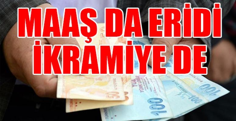 Türkiye'de Emeklinin Hali Perişan