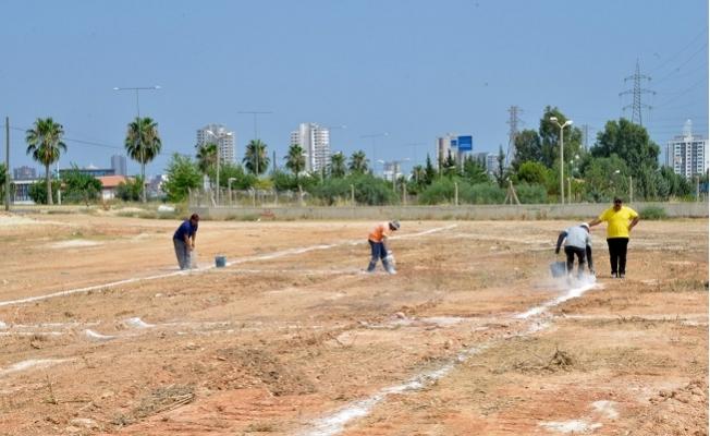 Yenişehir'de Kurbanlık Satış Alanı Hazırlanıyor