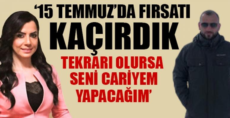 AKP'li İsimden Şehit Anaları Derneği Sözcüsü'ne Kan Donduran Sözler