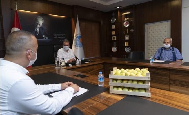 """Başkan Seçer, """"Kooperatifçiliği Önemsiyoruz"""""""