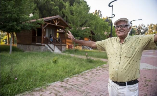Büyükşehir Gençlik Kampı, Yaşalmış Vatandaşları Ağırladı.
