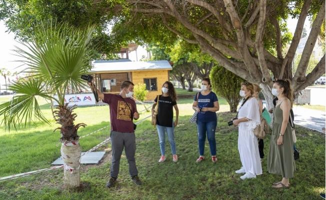 Büyükşehir'in Kadın ve Çocuklara Yönelik Temel Fotoğrafçılık Atölyesi Kursları Devam Ediyor