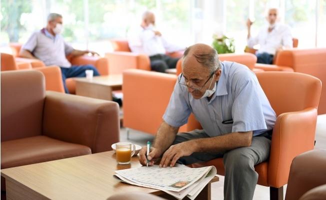 Emekli Evleri Yeniden Hizmette