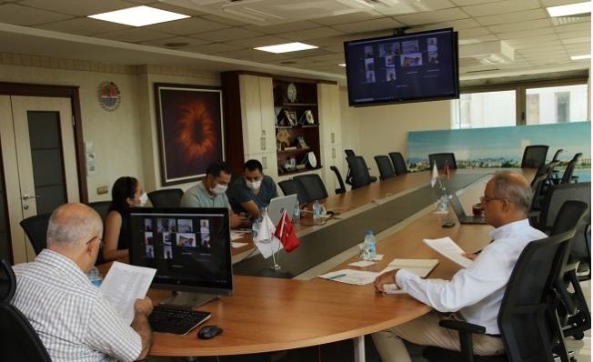 Komite Başkanları Pandemi Sürecini Değerlendirdi