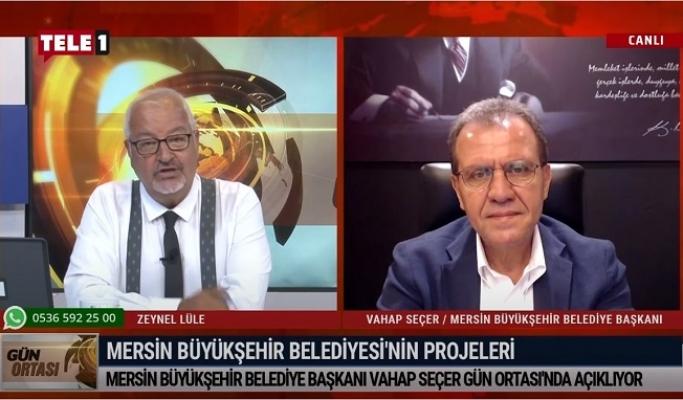 Mersin Büyükşehir Metro'da İhale Aşamasına Geldi.