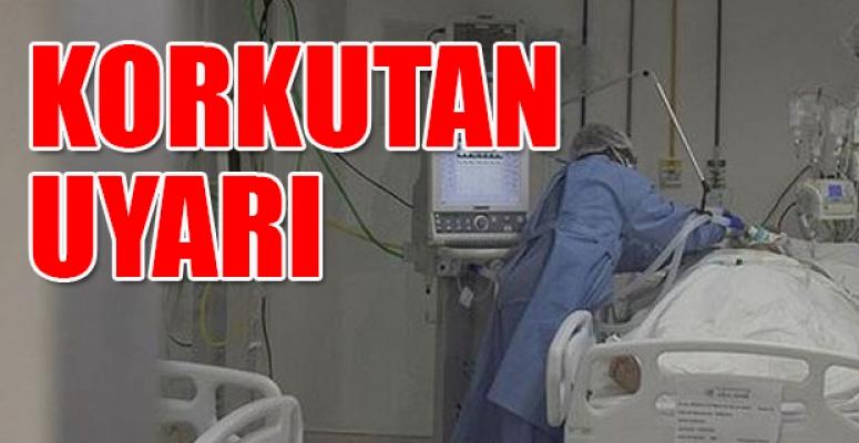Mersin'de Koronavirüs Vaka Sayısında Patlama Yaşanıyor