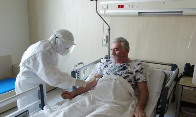 Mersin'de Plazma Tedavisiyle Hayata Tutundu: Bir Nefes İçin Servetinizi Veriyorsunuz