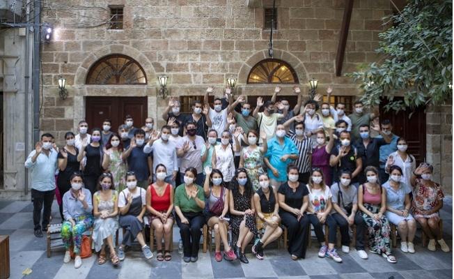 Mersin Şehir Tiyatrosu Yeni Sezon Hazırlıklarına Başladı.