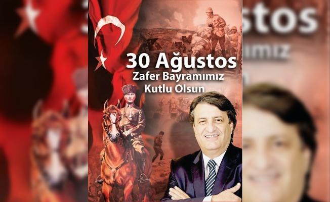 Seyit Özananar, 30 Ağustos Zafer Bayramını Kutladı