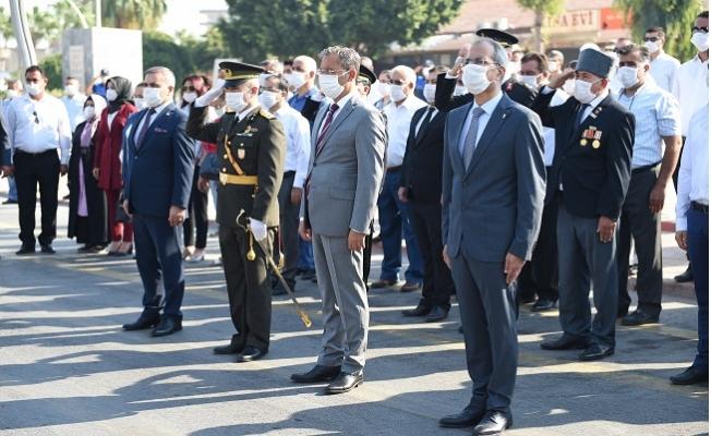 Tarsus'da Zafer Bayramı Coşkusu