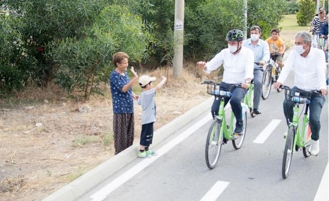 Avrupa Hareketlilik Haftasında Mersin'de Sıfır Emisyon Hedefleniyor