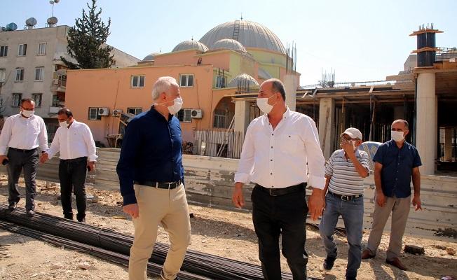 Başkan Gültak'dan, Üç Ocak Mahallesine Ziyaret