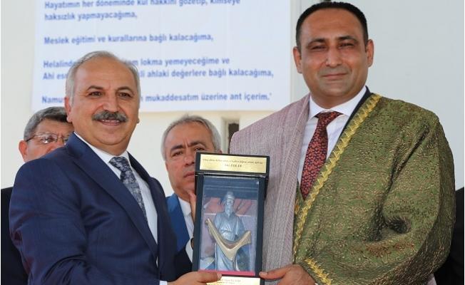 Başkan Yılmaz, Ahilik Haftasını Kutladı.