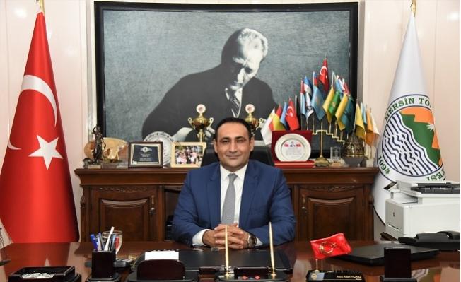 Başkan Yılmaz, Türk Dil Bayramını Kutladı.