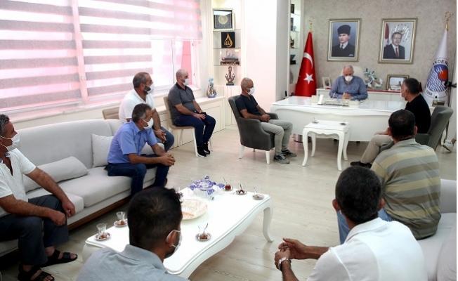Belediyeden Çıkışları Verilen 10 Personelin İşe İadeleri Yapıldı