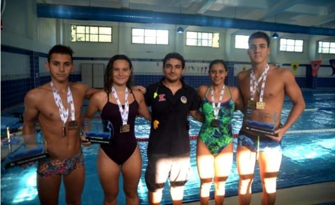 Boğazın Şampiyon Yüzücüleri, Gözünü Olimpiyatlara Dikti