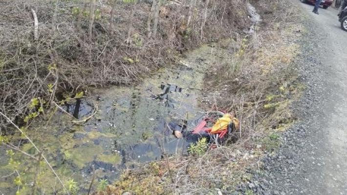 Mersin'de Kayıp Olarak Aranırken, Sulama Kanalında Cesedi Bulundu