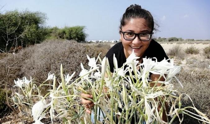 'Kum Zambağı'nı Koparmanın Cezası 120 Bin TL