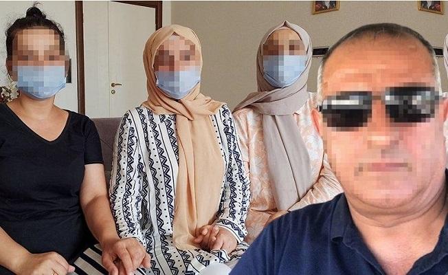 Mersin'de Kızlarını İstismar Ettiği İddia Edilen Babaya Tahliye