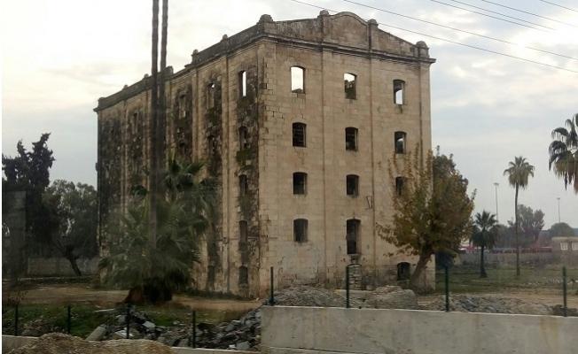 Mersin'deki İngiliz Yağ Fabrikası Müze Olsun
