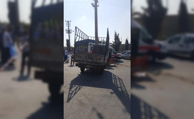 Tarsus'da İnanılmaz Kaza