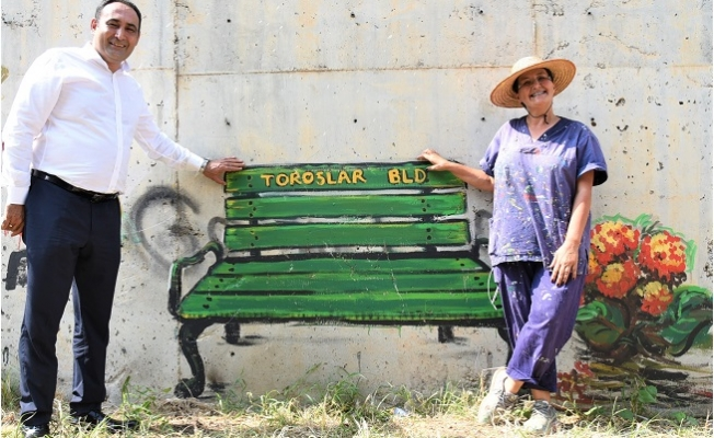 Toroslar, Sanatı Sokağa Taşıdı