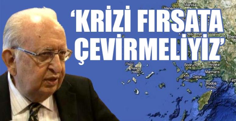 Türkiye, Ege'de El Koyacağı Adaları Açıklamalı