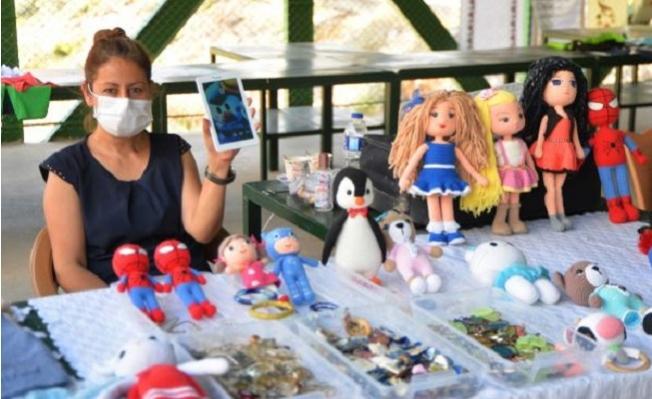 Üretici Kadınlar El Emeği Ürünlerini e-Ticaret İle Satıyor