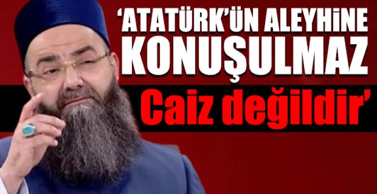 Atatürk'e 'Kafir, Dinsiz' Diyen Cübbeli Ahmet'ten U Dönüşü