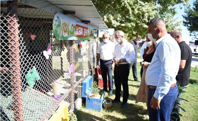 Başkan Bozdoğan, Hayvanseverler İle Buluştu.