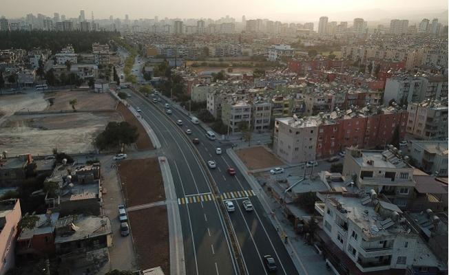 Büyükşehir, Rıfat Uslu Caddesini Hizmete Açtı.