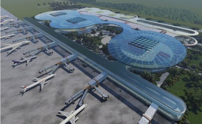 Çukurova Havaalanı'nda Adrese Teslim İhale Hazırlığı