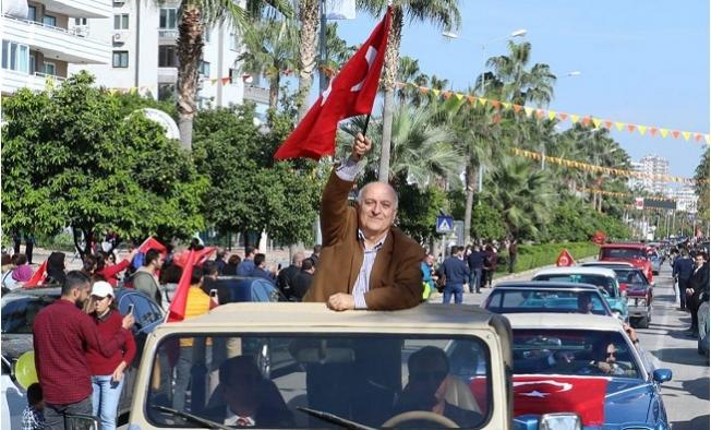 """""""Cumhuriyetimizin 97. Yılını Gururla Kutluyoruz"""""""