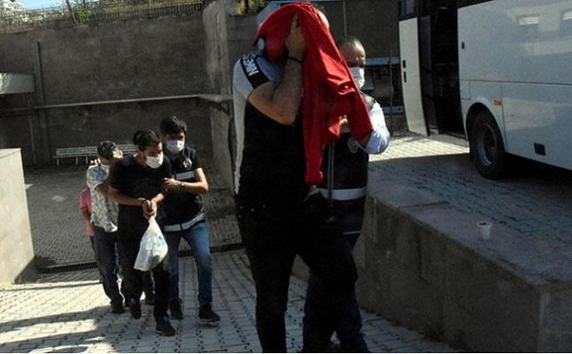 Göçmen Kaçakçılığı Operasyonunda 7 Tutuklama