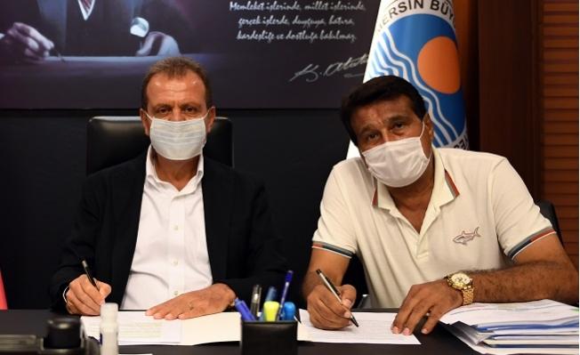 Mersin Büyükşehir 1080 Kişiyi İlgilendiren Toplu İş Sözleşmesini İmzaladı