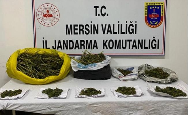 Mersin'de 'Motosikletli Torbacı' Yakalandı