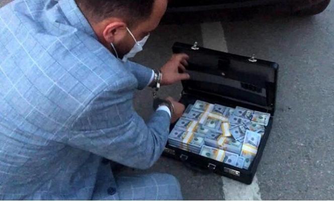 Mersin'de Sahte 1 Milyon 800 Bin Dolar Ele Geçirildi; 4 Gözaltı