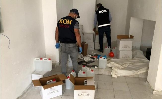 Mersin'de Sahte İçkiden Ölenlerin Sayısı 6'ya Yükseldi