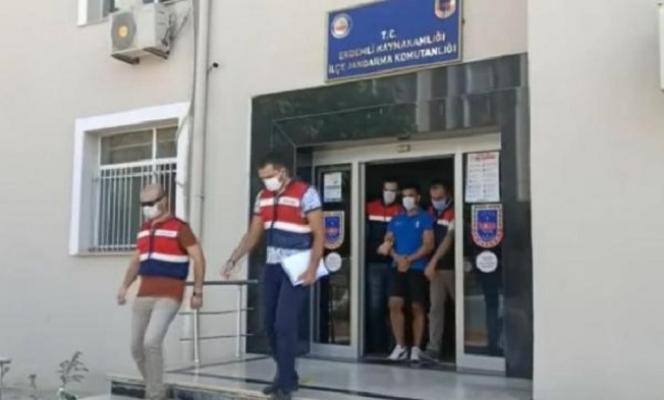 Mersin'de 'Sazan Sarmalı' Yöntemiyle 51 Kişiyi Dolandıran 3 Zanlı Tutuklandı