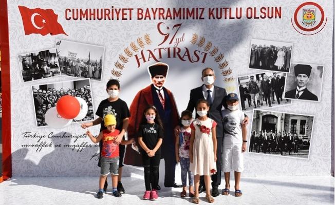 Tarsus'da Cumhuriyet Bayramı Coşkusu Belediye Etkinlikleri İle Taclandı