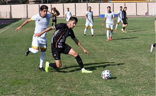 Tarsus İdman Yurdu - Mamak FK: 4-0