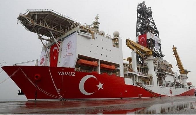Yavuz Sondaj Gemisi Bir Sonraki Görev İçin Taşucu Limanı'na Döndü