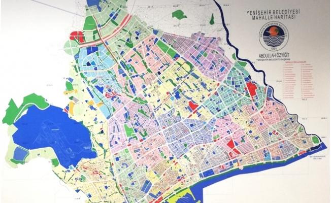 Yenişehir'de İmar Planlarının 3 Etabı Tamamlandı