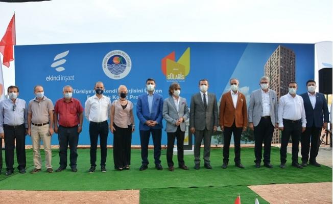 Yenişehir'de Yeşil Bina Dönemi Başladı