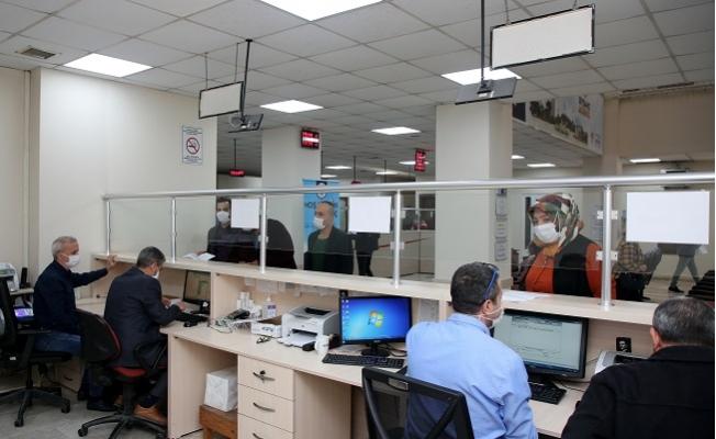 Akdeniz'de Vezneler Haftasonu da Açık