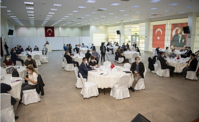 Büyükşehir, Mersin'in Sera Gazı Envanteri Hazırlıyor